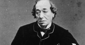 Benjamin Disraeli. Photograph: W. & D. Downey/Getty Images