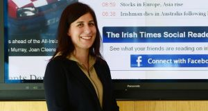 Sonia Flynn, head of Facebook Ireland