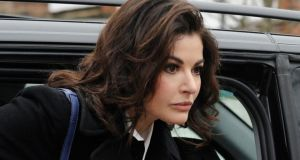 "In five hours of testimony, Nigella Lawson painted a picture of a 10-year marriage to Charles Saatchi that was ""difficult at many stages and also deeply happy at some stages"". Photograph: Facundo Arrizabalaga"