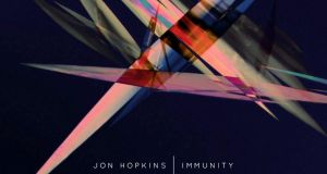 "JON HOPKINS  IMMUNITY ""His fourth LP and most dance-oriented release shows just how far Hopkins has progressed since his debut 12 years ago"""