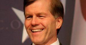 Governor of Virginia Bob McDonnell played up his Mayo connections in his letter to Taoiseach Enda Kenny.