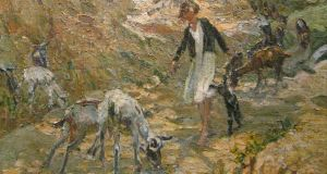 Dorothea Sharp's signed oil-on-canvas painting is estimated at €10,000-€20,000 at Hegarty's