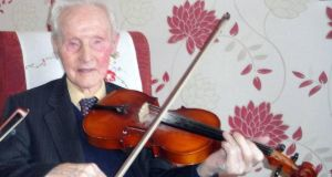 Paddy Flanagan: skilled fiddler and accordion player