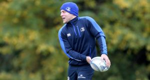 Leinster's Ian Madigan will start at Franklin's Gardens. Photograph: Dan Sheridan/Inpho