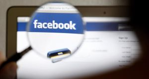 In its US Securities and Exchange Commission filing, Facebook noted the potential for its affairs to be affected by changes to US tax law, or those of other jurisdictions. Photograph: Reuters/Thomas Hodel