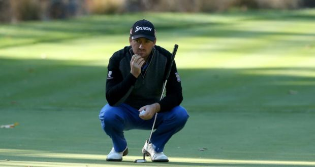 Tiger Woods Remains In The Driving Seat