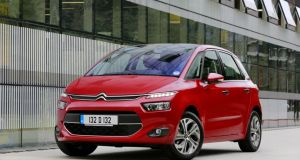 The C4 Picasso has the mark of quality – from the seating to the dash and extending to the boot. The seating position is high while the windscreen provides a broad sweep of glass
