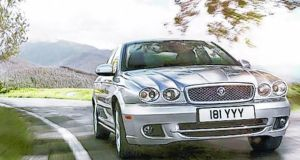 Jaguar X-type. Total loss: €1.70bn. Loss per car: €4,687