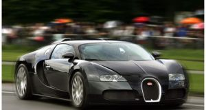 Bugatti Veyron. Total loss: €1.70bn. Loss per car: €4,617,547