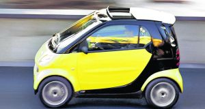 Smart Fortwo. Total loss: €3.35bn. Loss per car: €4,470