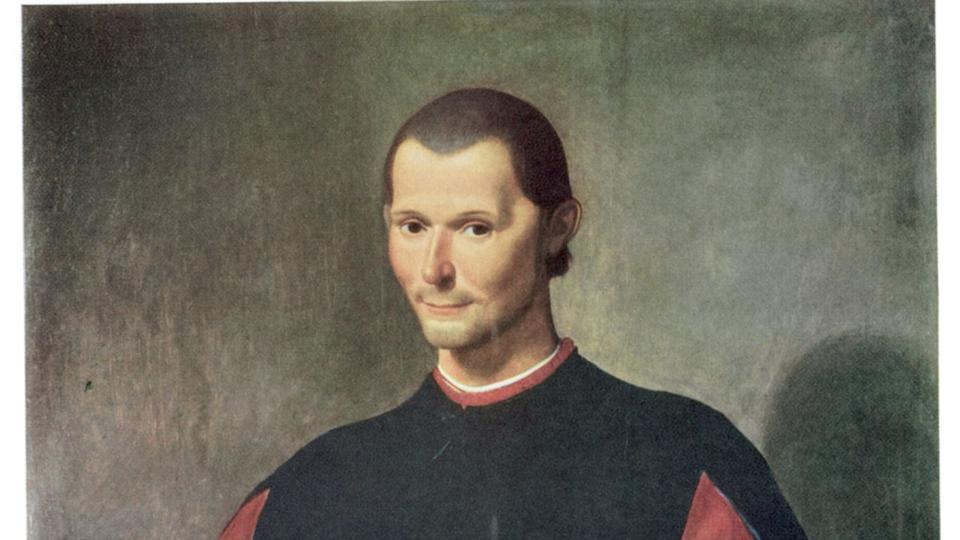 the evil teachings of machiavelli in the prince Free summary and analysis of the events in niccolò machiavelli's the prince that won't make you snore we promise.