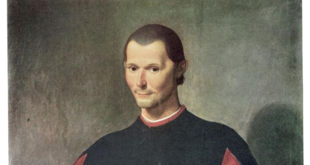 Machiavelli essays