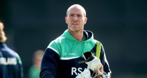 John Mooney helped salvage something from a disappointing opening day for Ireland