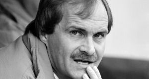 Mick Mills, seen here managing Stoke City in 1989, denies any knowledge of an alleged initiation ceremony in the 1980s where trainees were abused.  Photograph: Popperfoto/Getty Images