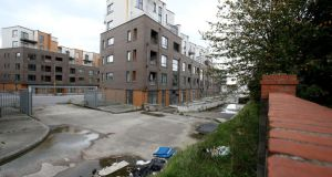 Priory Hall: the interests of builders and speculators were put ahead of those of home owners. Photograph: PA