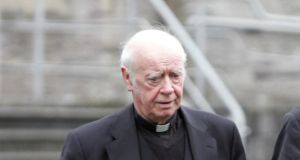 "Archbishop Dermot Clifford: reiterated his ""sincere apologies"" to those who have been harmed by priests of the diocese"
