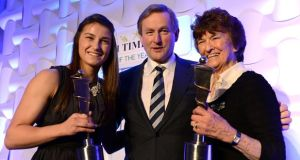 Sportswoman of the Year Award 2012