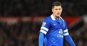 Ross Barkley: Everton  want to deter inevitable suitors before  the World Cup next summer.