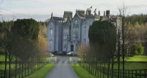 "Cornelius Ryan said he bought the property, then derelict, from the State in the 1990s and converted it into ""one of the most popular"" weddings venues in the country. Photograph: Dara Mac Dónaill"