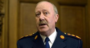 Garda Commissioner Martin Callinan: stressed the report would take some time to review in full