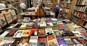 The joy of Christmas shopping for books: Charlie Byrne's Bookshop  in Galway city. Photograph: Joe O'Shaughnessy