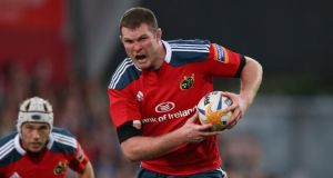 Munster's Donnacha Ryan will stay with the province until at least the 2017 season
