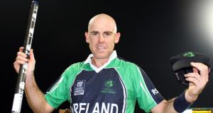 Trent Johnston: On a two-year deal to coach the Ireland women's team.