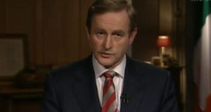 "The Government must stick to ""prudent budgetary policies"" in order to create jobs and ensure economic recovery, Taoiseach Enda Kenny said in a televised national address last night."