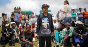 South Africa says goodbye to its 'greatest son'