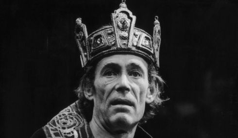 O'Toole plays the title role in a production of Shakespeare's Macbeth at the Old Vic in 1980. Photograph: Chris Ball/Evening Standard/Hulton Archive/Getty Images