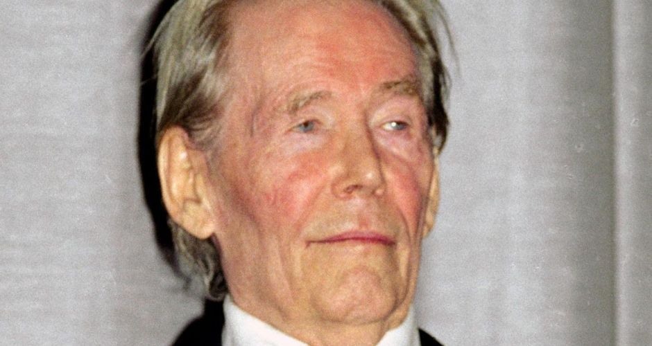 Peter O'Toole: A life in pictures