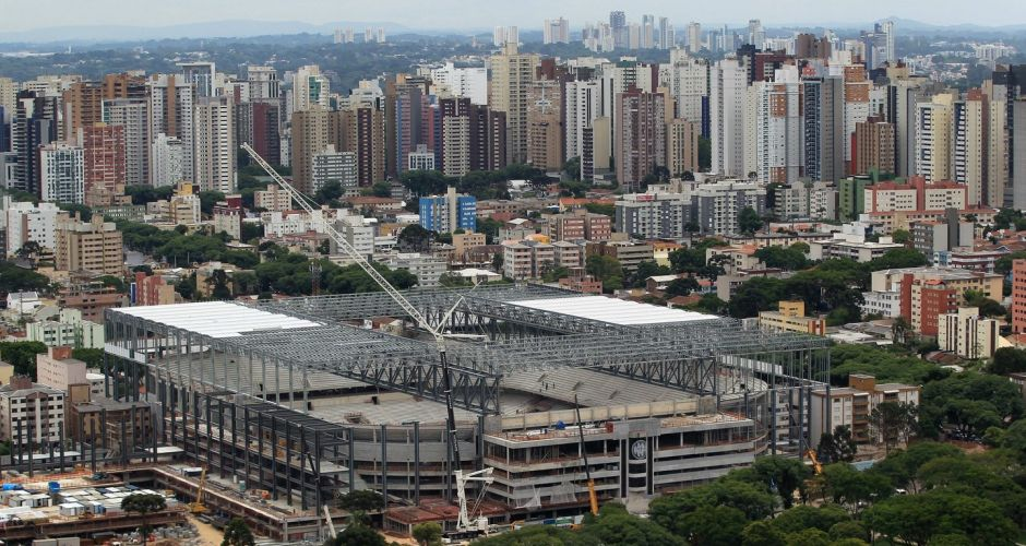 The build-up to Brazil's World Cup
