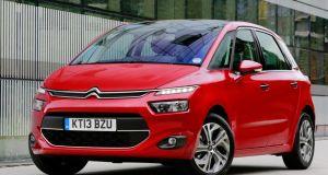 Citroën's new C4 Picasso