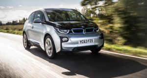 BMW's i3 electric city car
