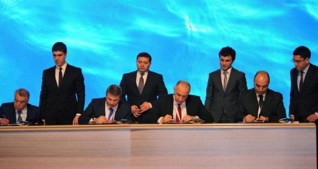 BP-led group to build gas pipeline linking Caspian with Europe