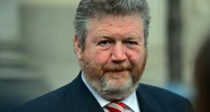 Fine Gael painted the result as a victory for Minister for Health James Reilly. Photograph: Eric Luke/The Irish Times