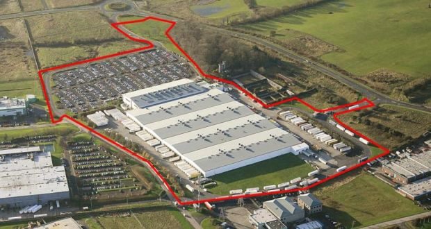 The 11.88 hectare sit in the Raheen Business Park in Limerick was previously owned by Dell