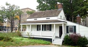 The Poe Cottage at Grand Concourse
