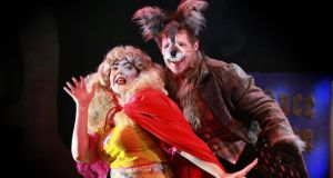 Little Red Riding Hood at the Waterfront Hall, Belfast