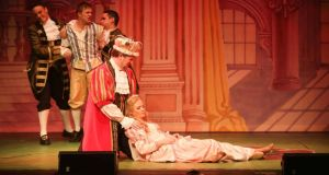 The Sleeping Beauty at the Helix, DCU