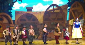 Snow White and the Seven Dwarfs at the Gaiety in Dublin