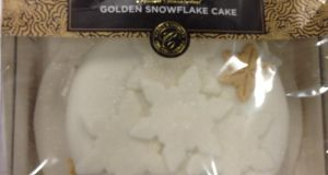 Marks & Spencer Golden Snowflake