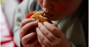 There is a popular tendency to  demonise fast food and sugary drinks as the major contributors to  the  obesity