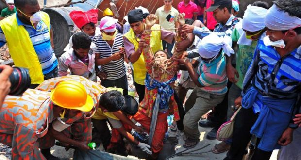 Bangladesh factory disaster forces West to think about high