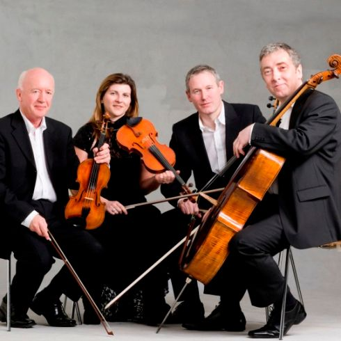 THE WEAT OCEAN STRING QUARTET