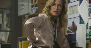 Gillian Anderson channelled Helen Mirren as a top cop pursuing a serial killer in BBC1's The Fall