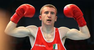 "Sinn Féin spokeswoman Sandra McLellan noted that Paddy Barnes, Ireland's two-time Olympic medallist, (pictured) had stated that, without more money, Irish boxing was going nowhere. He had claimed that boxers were training ""in a 1970s gym more or less and everything has to be modernised''. Photograph: Cathal Noonan/Inpho"