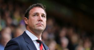 Cardiff City's manager Malky Mackay