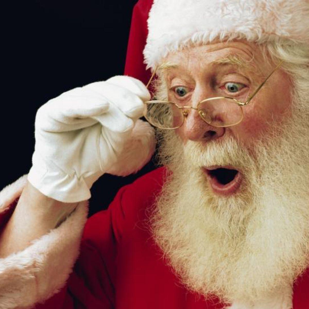 in praise of santa claus in praise of santa claus