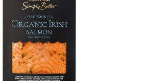 Smoked salmon with honey and dill made for Dunnes Stores by Burren Smokehouse, €9.99